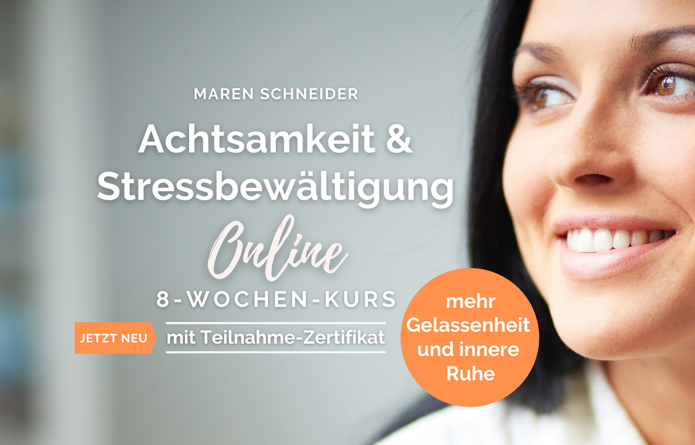 MBSR-Online-Kurs Maren Schneider